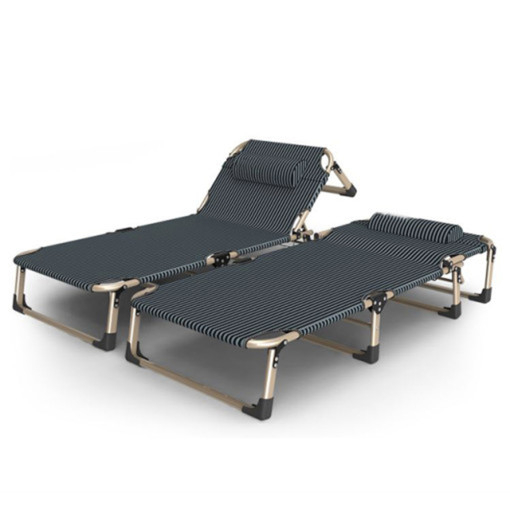 아이센스몰 접이식 침대 캠핑 야전 싱글 S 스트라이프 접이식침대