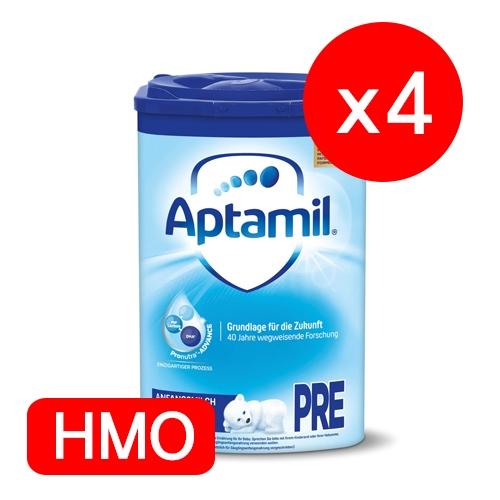 압타밀 뉴 (HMO)프로누트라 분유 프레단계 800g 4개_신상품 액상분유, 4개