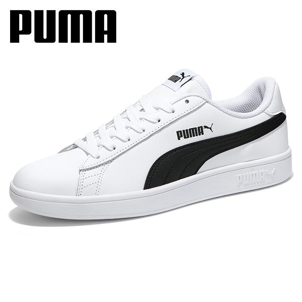 푸마 운동화 스매시 v2 레더 신발 365215_01