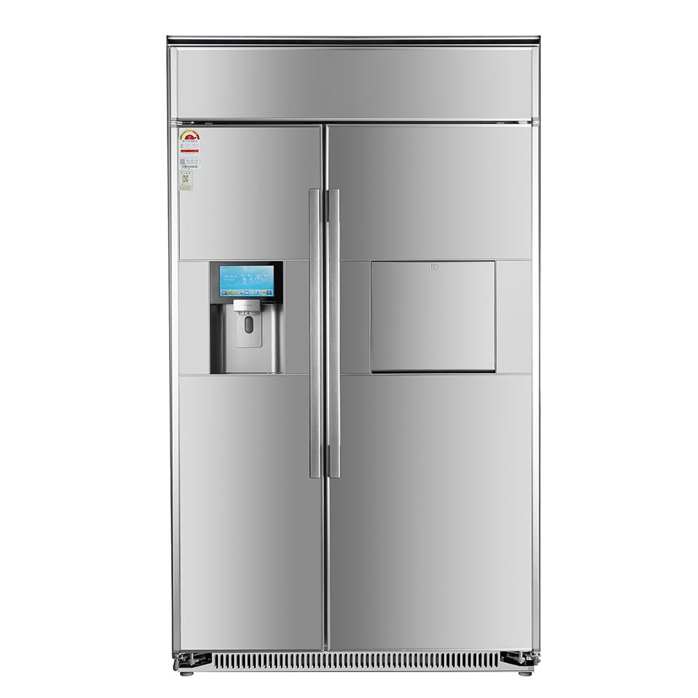 삼성전자 TBI 냉장고 RS767LHQFSR 765L 빌트인, 단일상품