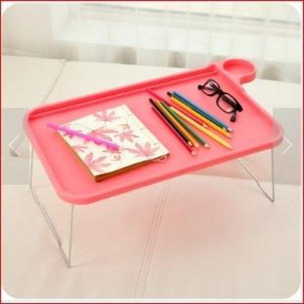 LYK905431미니노트북데스크(침대용책상) 2개 세트 주방용품 생활용품 생활잡화