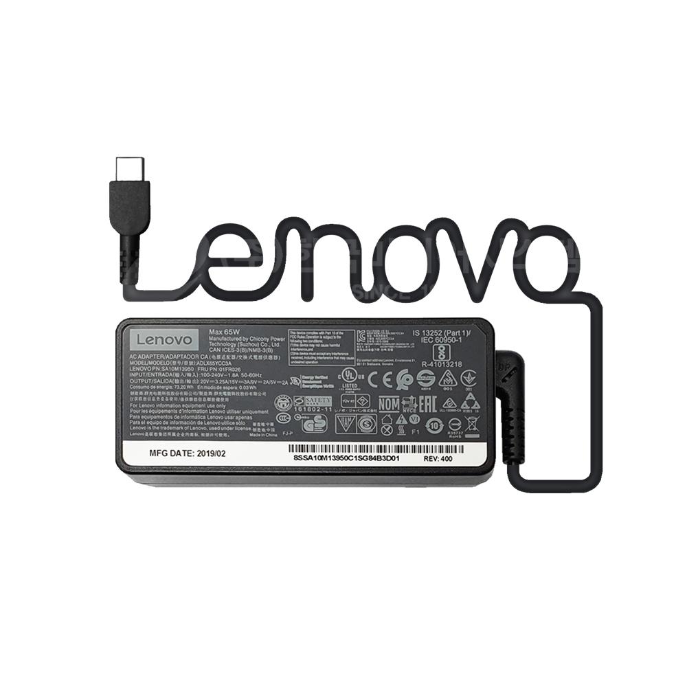레노버 65W 어댑터 C타입 4X20M26272 충전기