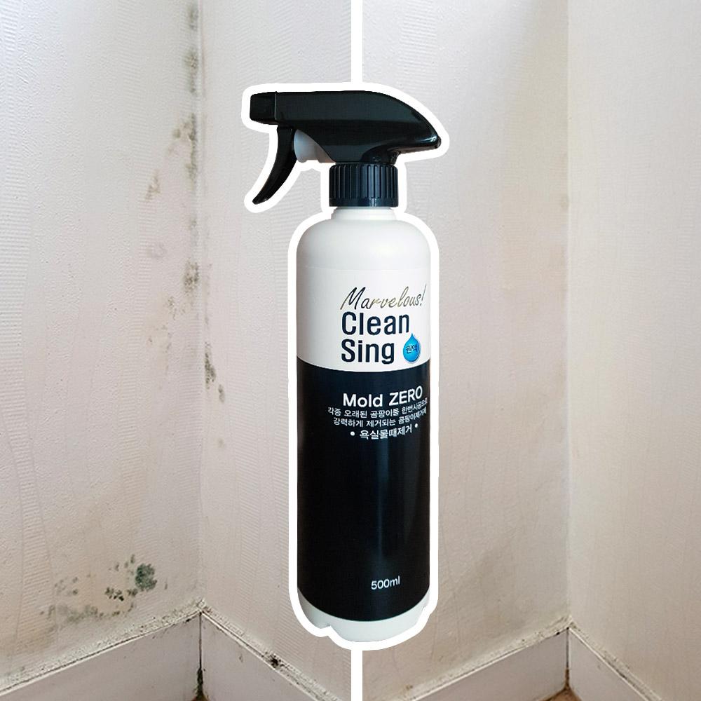 곰팡이 제거제 벽 화장실 욕실 제거