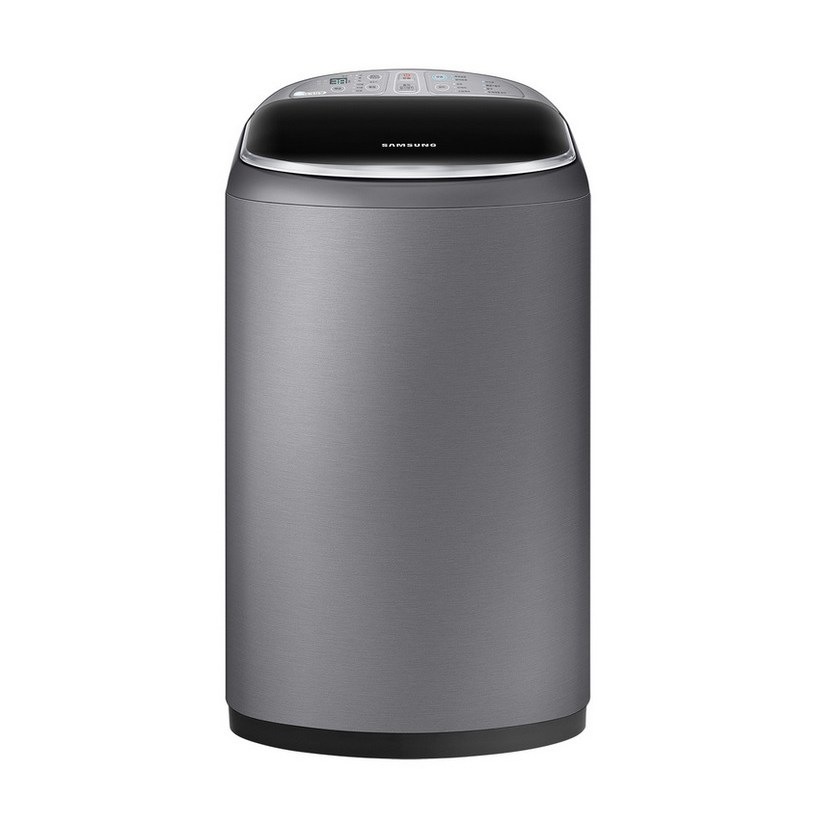 Samsung Top Load Washer 3kg 삼성 전자동 세탁기 3kg WA30F1K6QSA 실버 아기사랑세탁기