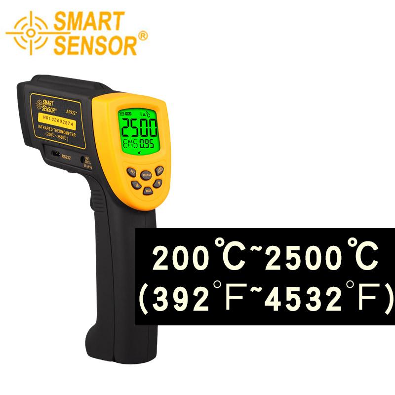 온도계 공업 고온 적외선 측정계 고정밀도 온도측정, T06-AR922+, 기본