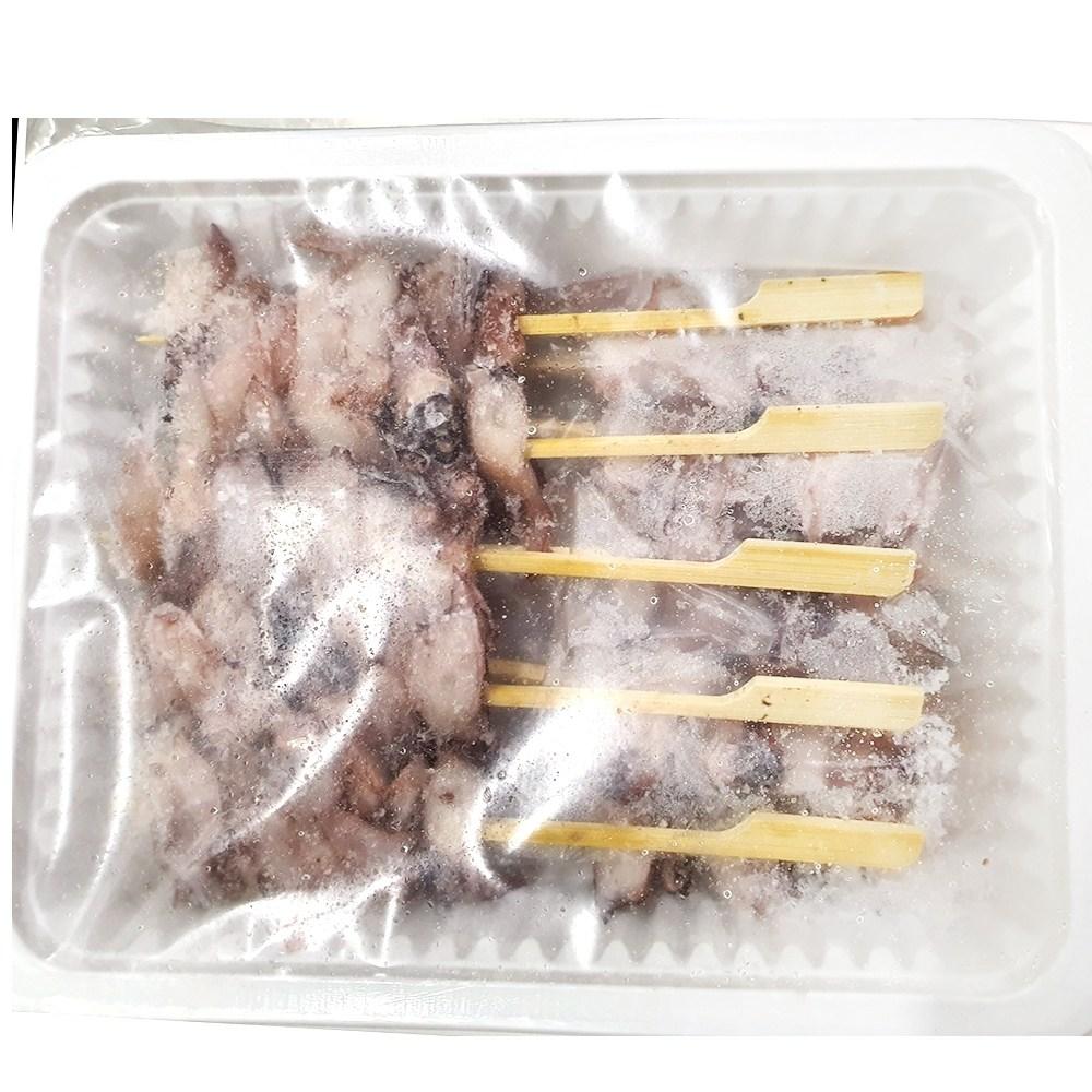 [BKD_9648669] 대왕오징어족꼬치(가문어)(30gx15) 대왕오징어족꼬치구이 꼬지 꼬치 HMR 오징어꼬치, 단일상품