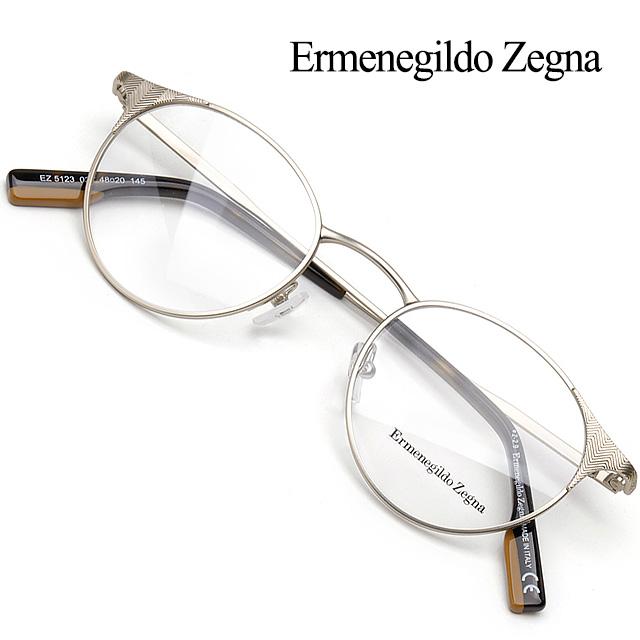 제냐 명품 안경테 EZ5123-033 빈티지 메탈테