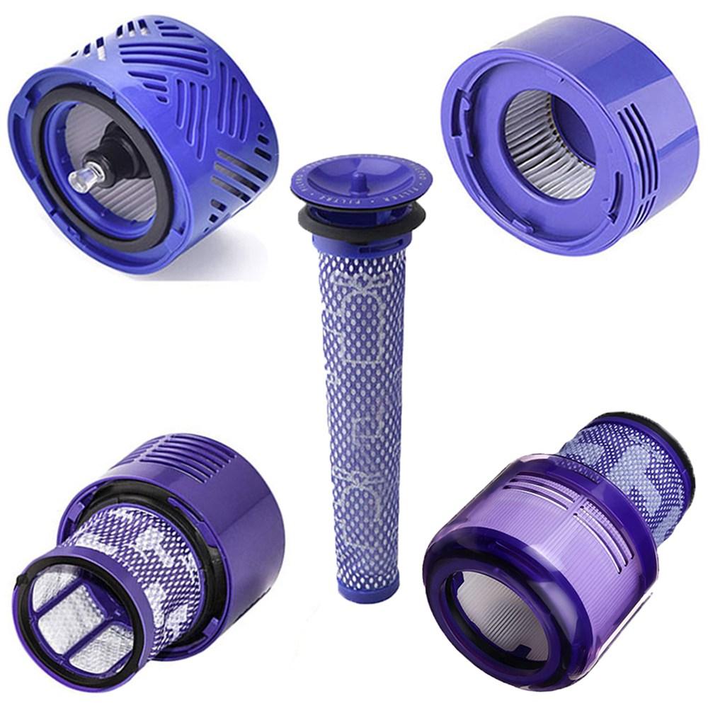 다이슨 청소기 호환 헤파필터 v6 v7 v8 v10 v11, 1개, 선택2. 포스트필터(V6 DC59)호환