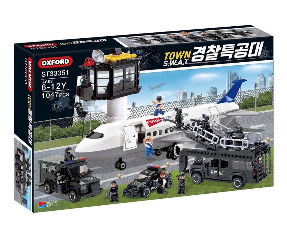 타운 스왓 경찰특공대 항공기테러진압 ST33351 옥스포드