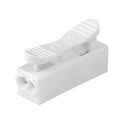 메이크어브라이트 원터치 전선 연결 커넥터 전원 단자, 1구