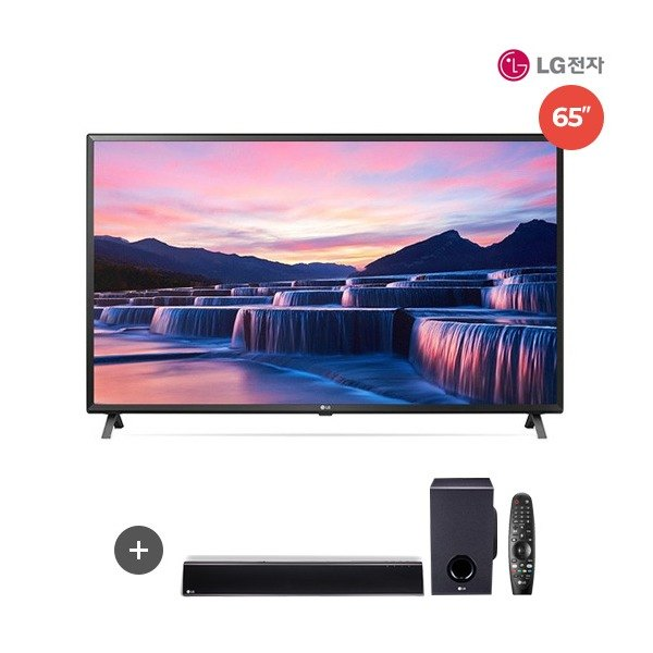 [LG TV] [1등급][65] LG 울트라 HD TV 163CM (65UN7850KNA), 형태:벽걸이