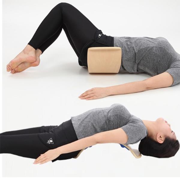 닥터바르미 힙발란스 골반 자세 척추 굽은등 허리 체형 스트레칭 기구