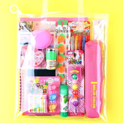 학용품 세트 럭키백 초등학생 생일선물