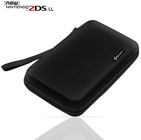 1.예상수령일 2-6일 이내 BEADY 닌텐도 NEW 2DS XL NEW 2DS LL 3DS NEW 3DS DSi DSLite 대응 수납 케, 상세 설명 참조0