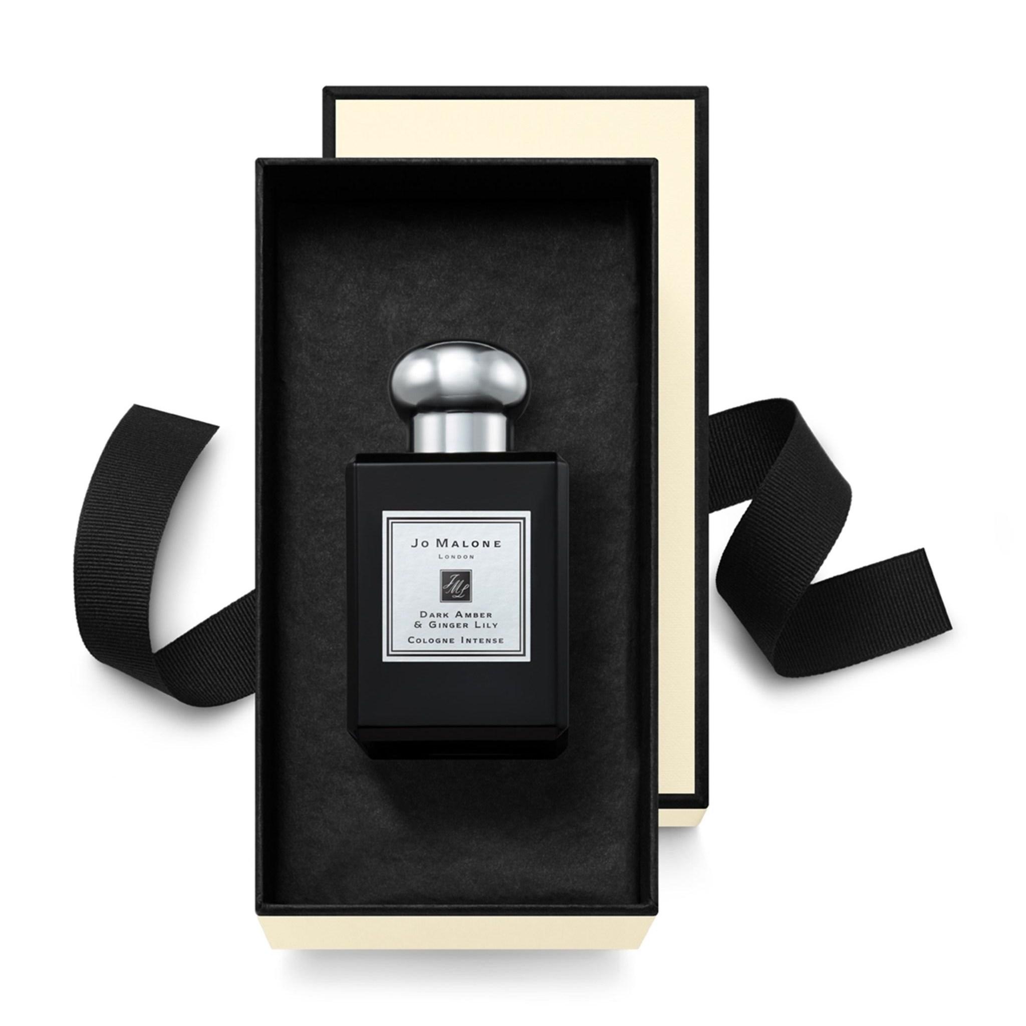정품 조말론 런던 다크 앰버 앤 진저 릴리 코롱 인텐스 향수, 100ml