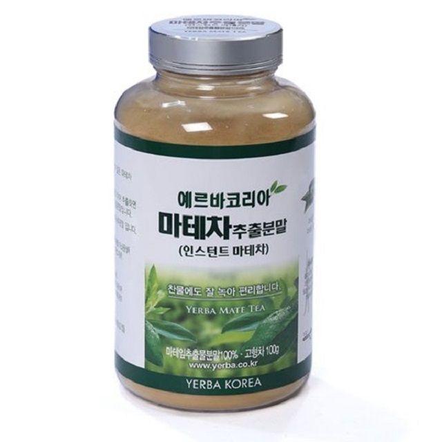 DF2344 내몸의 건강 인스턴트 마테차 추출분말100g 지방분해차/살빠지는차/다이어트물/티톡스/다이어트음료/마테차/다이어트커피/허벌티/붓기제거/식욕억제제, 단일 총 수량