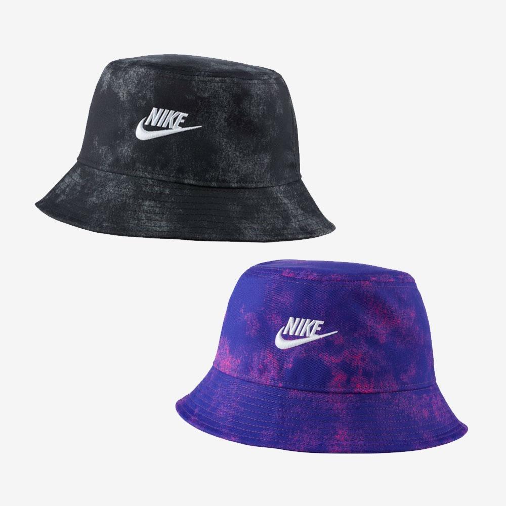 나이키 버킷캡 타이다이 버뮤다 벙거지 모자 버킷햇 DC3966-010 DC3966-430 Nike Sportswear-7-5097407526