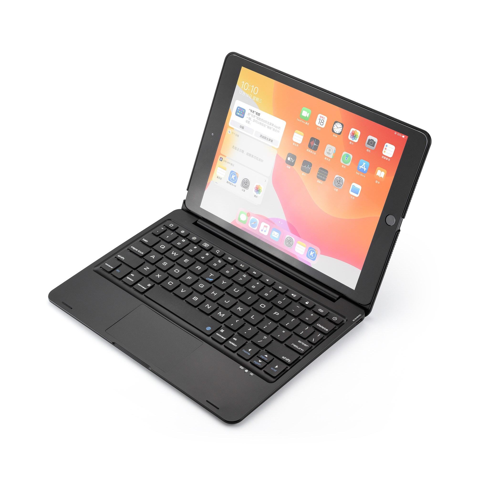 넥스텍 아이패드 키보드 트랙패드 케이스 - 한글각인 완료 KC 인증 완료 정식 수입품 - 아이패드 프로 11인치 8세대 7세대 에어3 프로 10.5, F102TS - 7,8세대/에어3세대/프로 10.5