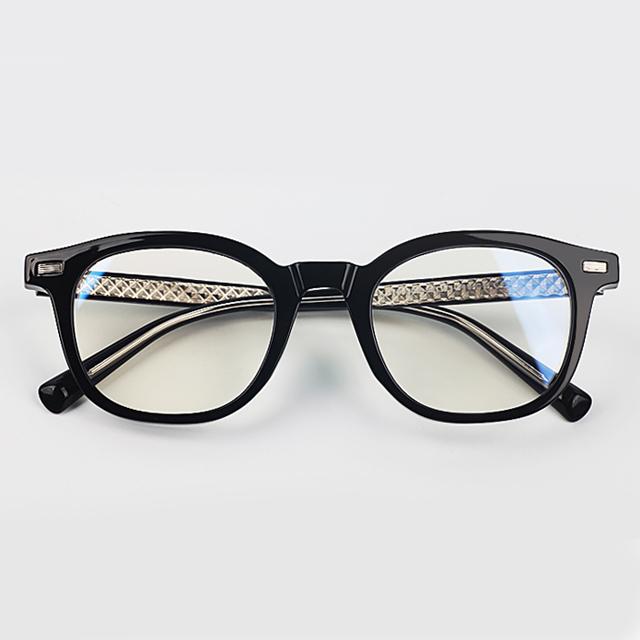 블루라이트 차단 안경 남자 여자 투명안경테 98300