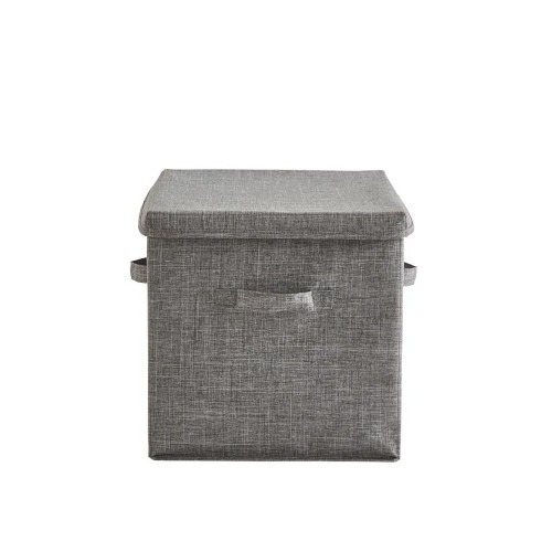 [까사미아] 제이드 행잉수납박스(중)33x33, 옵션선택, 단품