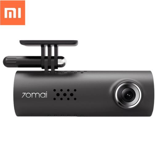 샤오미 70MAI WIFI 블랙박스 카메라 1080p 1S최신형, [92] 검정, 공식 표준, 단일 렌즈