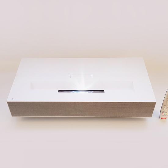 [K쇼핑]LG시네빔 4K UHD HU85LA 초단초점 홈시네마 빔프로젝터