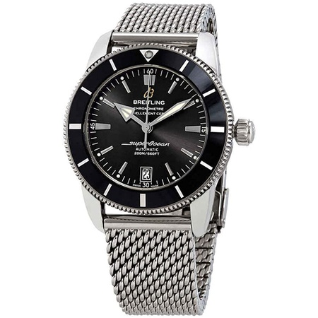 Breitling Superocean Heritage II B20 Automatic 42 Stainless Steel Watch AB2010121B1A1 PROD80004610