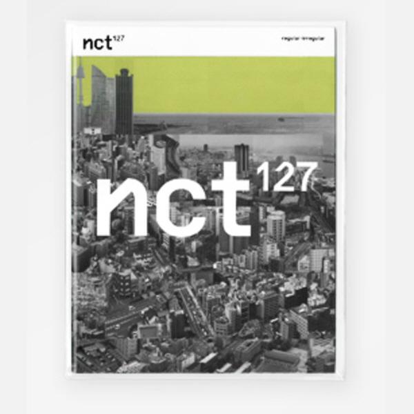 (Regular) 엔시티127 (NCT127) 1집 Regular-Irregular