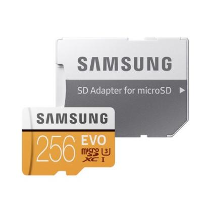 삼성전자 MicroSDXC EVO 메모리카드 MB-MP256HA/KR, 256GB