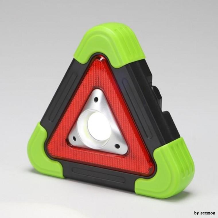 (양심을 파는 양심판촉)DSG 작업등 LED 안전삼각대 양광 충전겸용 색상랜덤 20개 (국내 단하나 vvipgift.net), 상세페이지 참조