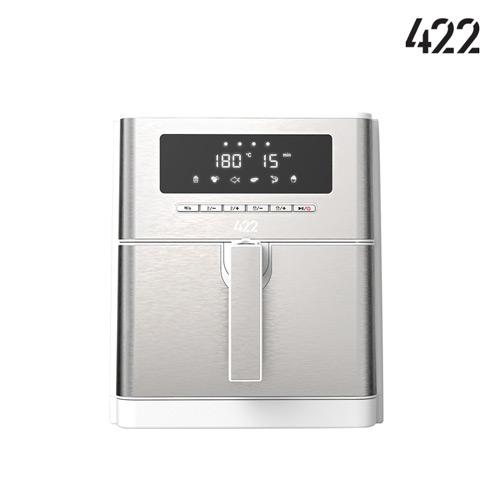 [백화점 인기모델!] 예약판매 12월2일 순차발송[422]21년형 올스텐 에어프라이어 화이트 8/10L 두가지 모드(기름막이 뚜껑 반반스플릿 포함)