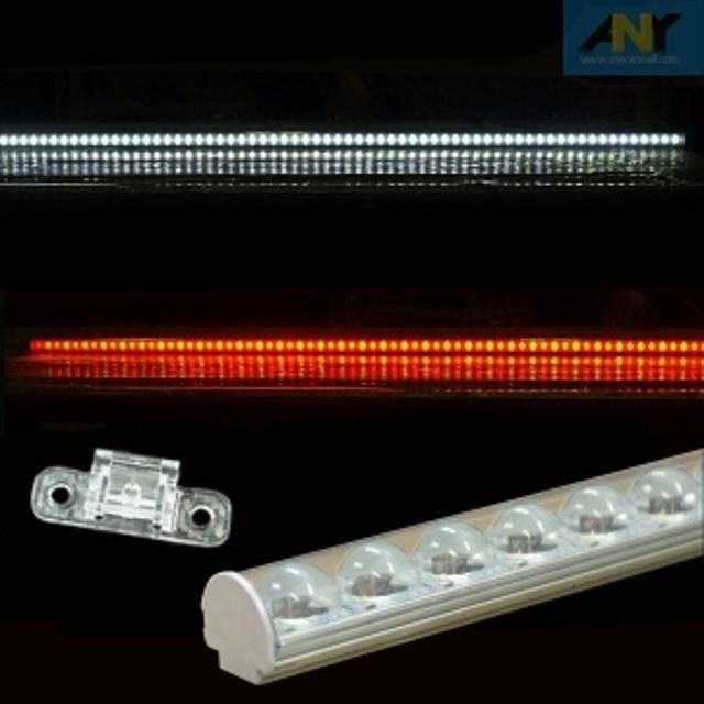 12V 90구 확산형 LED바 SN X cla + 5850갘멕 1개가격 볼록렌즈 150CM, 12용 레드-옐로우