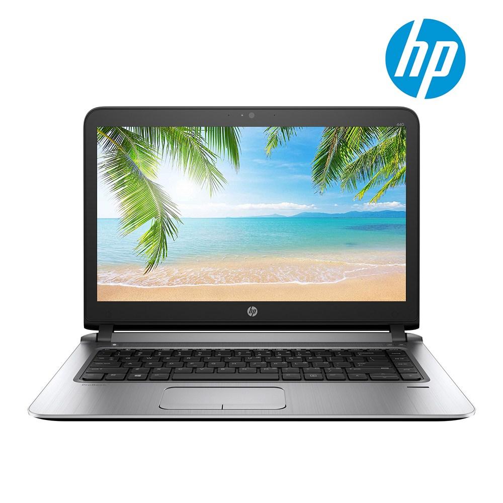 HP 프로북 440 G2 4세대 i5 인텔HD 14인치 윈10 사은품증정, 8GB, SSD 128GB, 포함