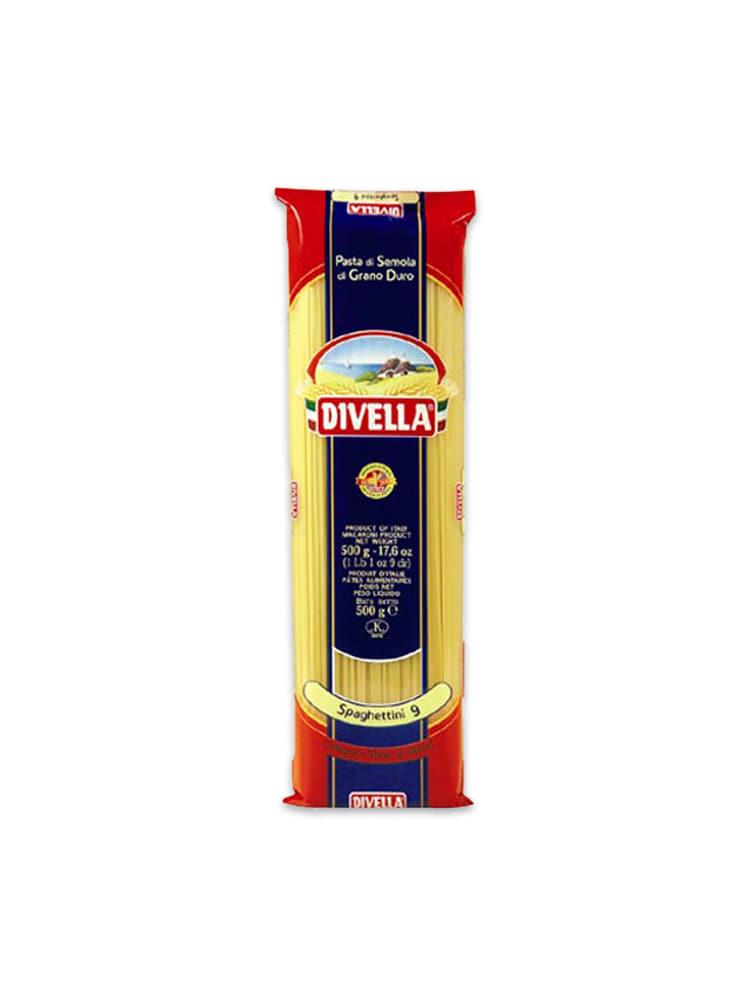 디벨라 이탈리아 스파게티니 9호 500g, 1개
