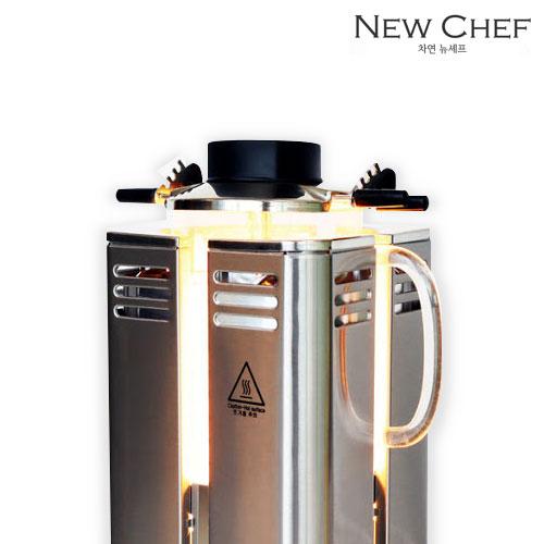 [뉴셰프] 주방가전의 혁신! 올스텐 전기그릴 에어프라이어 환경호르몬 Zero! 연마제 Zero!