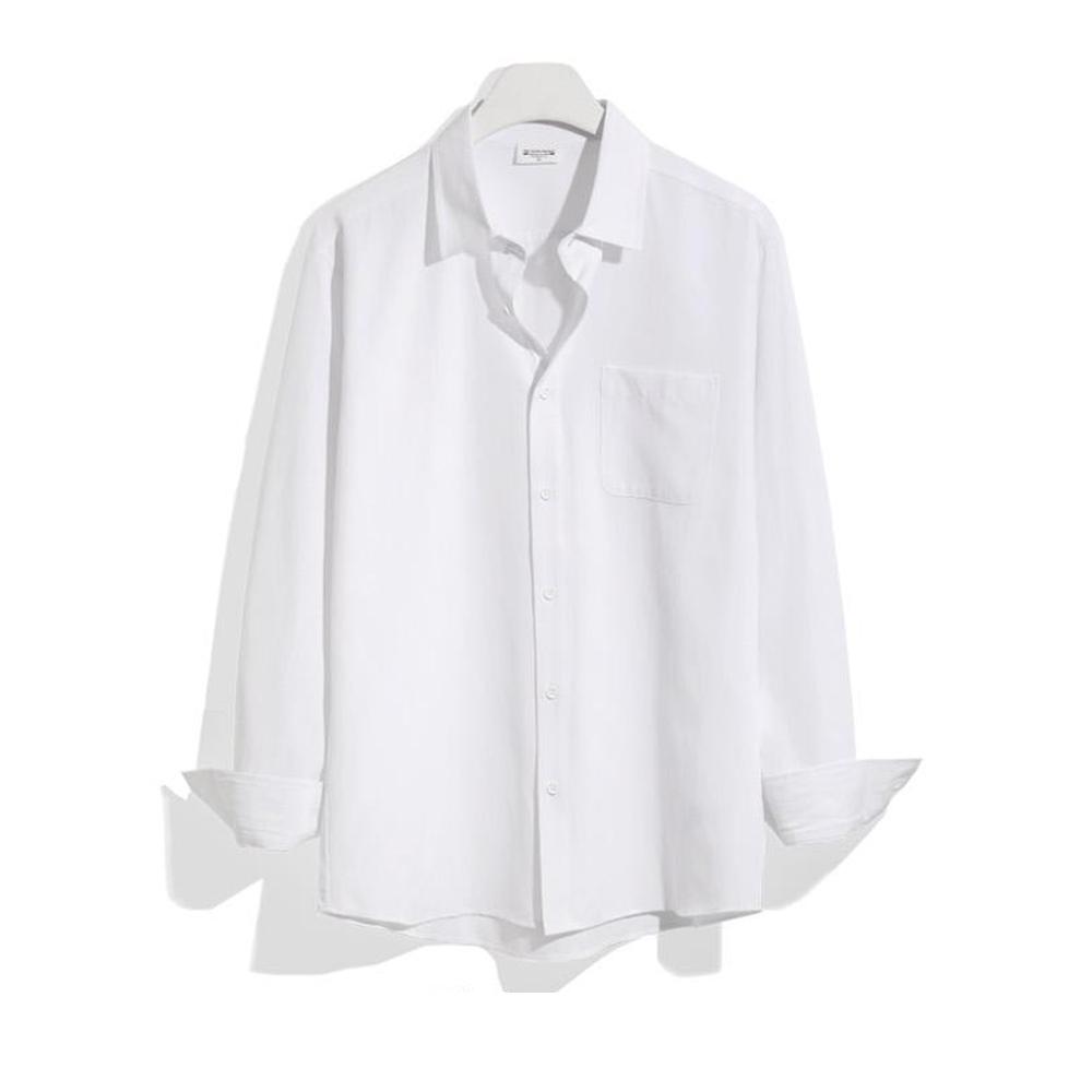 옥스포드 남성용 포켓 무지셔츠 MDLS971JM
