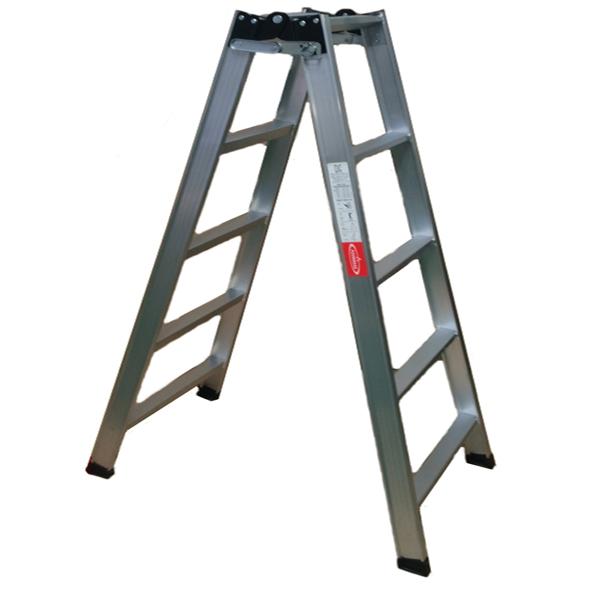 가정용 사다리 알루미늄 접이식 휴대용 2단 3단, AH형5단사다리 (POP 40461663)