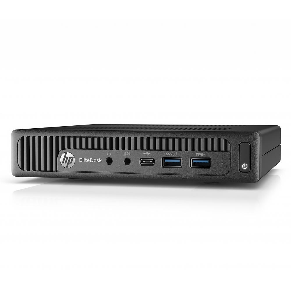 HP EliteDesk 800 G1 초소형PC 4세대 i7탑재 정품 윈도우10 손바닥사이즈, i7-4785T/4G램/120G SSD/윈도우10