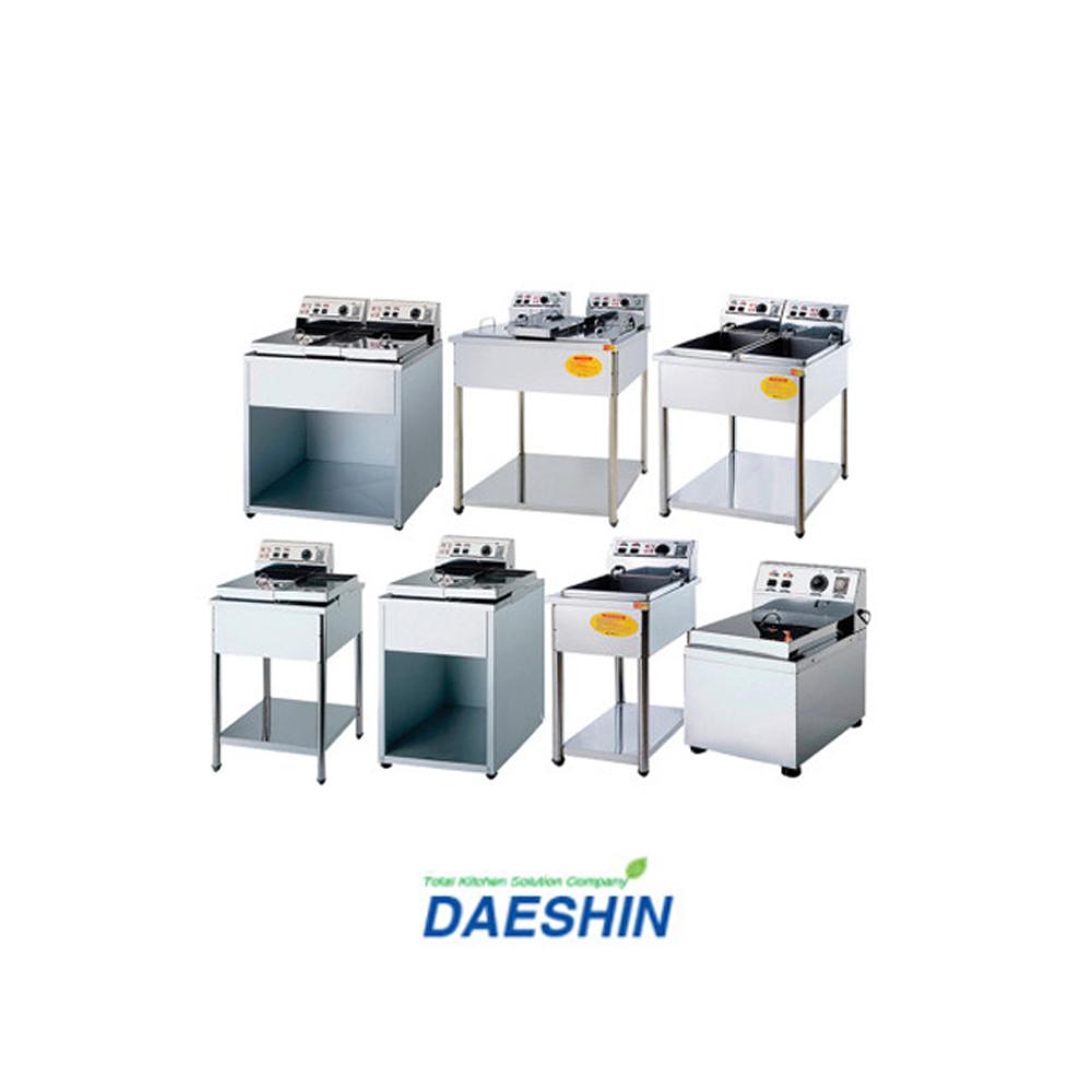 행복가전몰 DS-100 동큐 전기튀김기 대신전기산업, 선택03.DS-200[도장2구]