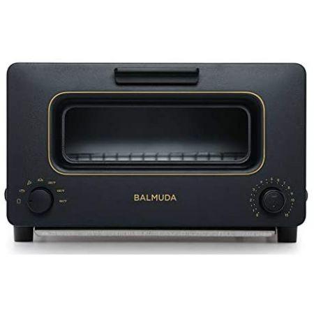 [아마존베스트]BALMUDA The Toaster Steam Oven Toaster 5 Cooking Modes - Sandwich Bread Artisan Br, Black_One Size, 상세 설명 참조0, 상세 설명 참조0