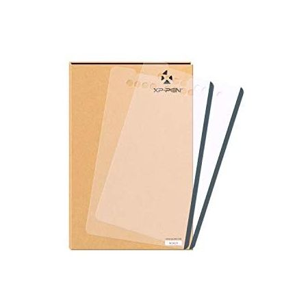 XP-PEN Deco 01 Drawing Pen Tablet Protector Deco 01 Deco 01 V2 Graphic Drawing Tablet Protective Fi, One Color_Deco01 Protective F, One Color, 상세 설명 참조0