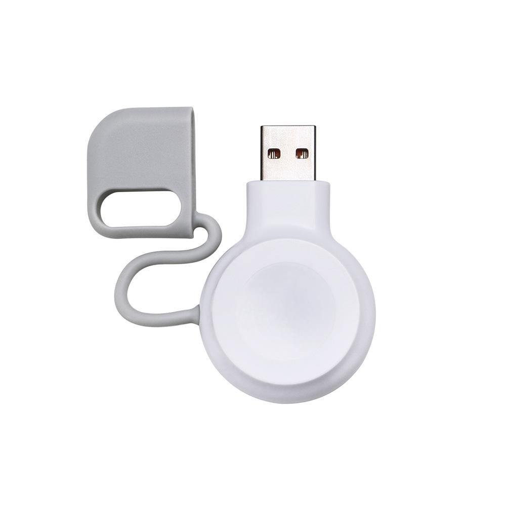 애플워치 6세대 SE세대 USB타입 마그네틱 무선 충전기 충전독 패드, 1개