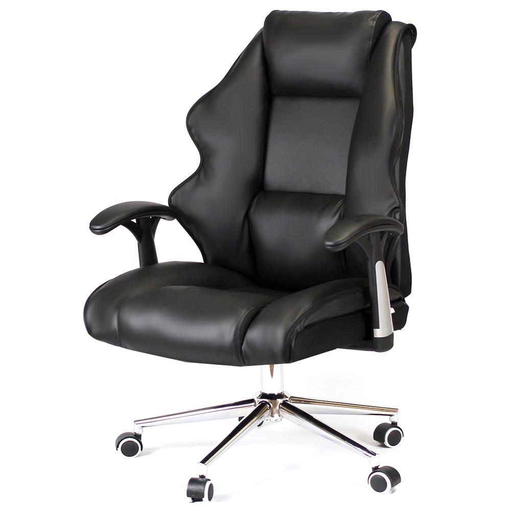 문스타 F3-체어 게이밍의자 의자, F3-1체어_B