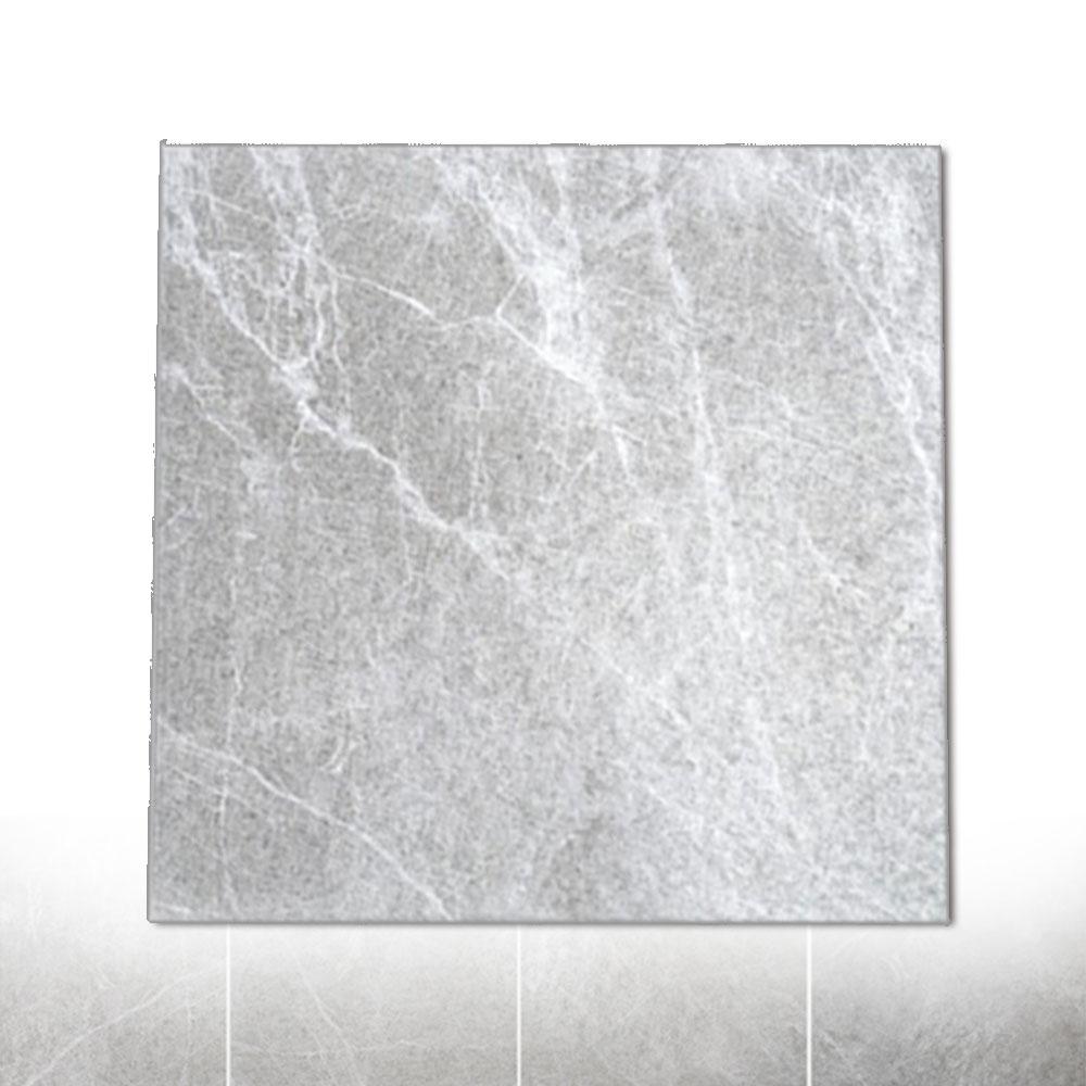 코토세라믹 수입 자기질 300각 바닥타일 _욕실 현관 주방 발코니 벽 타일 셀프시공 인테리어, 1box, 화이트크랙_연그레이