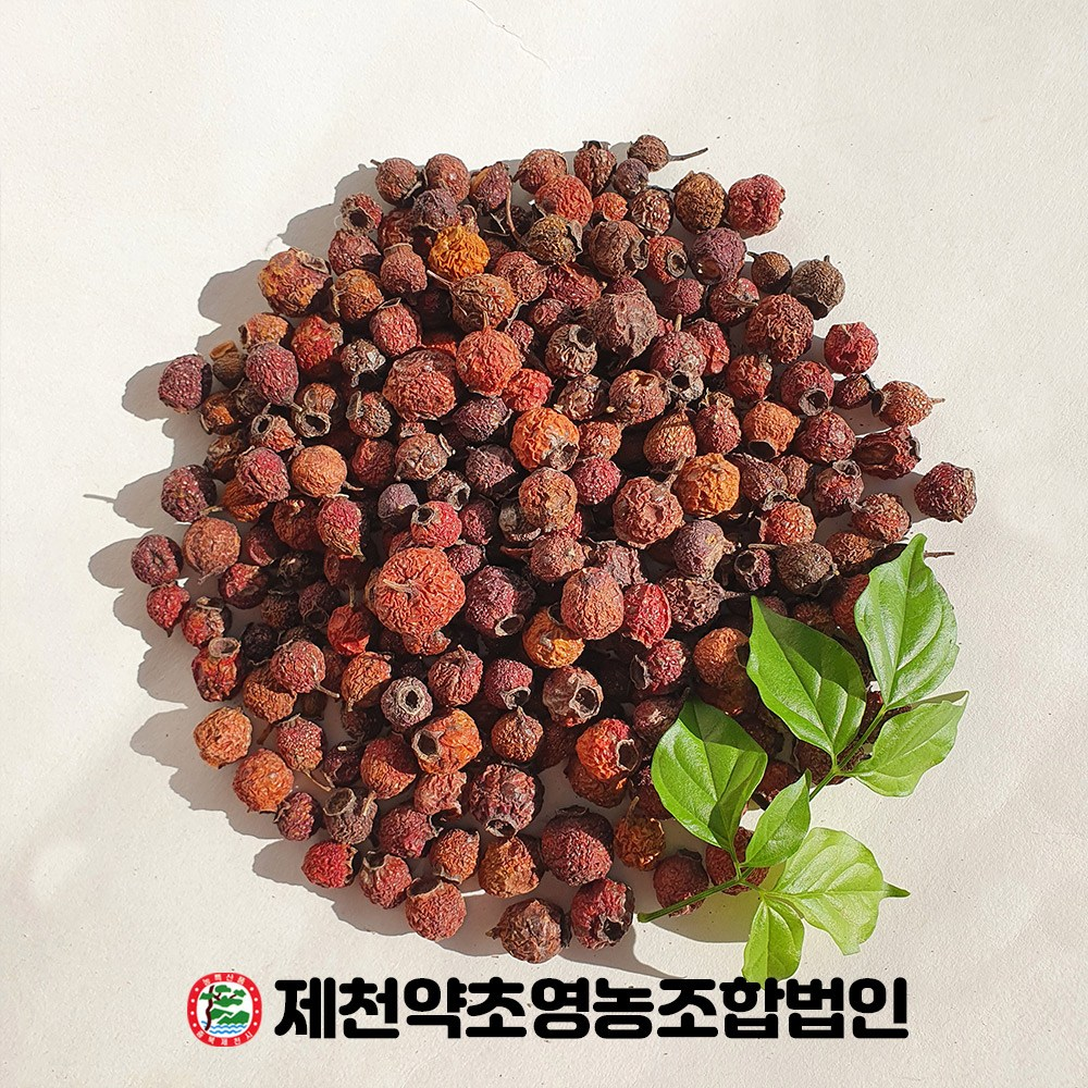 국산 산사 500g 제천약초영농조합 제천약초시장, 1, 500