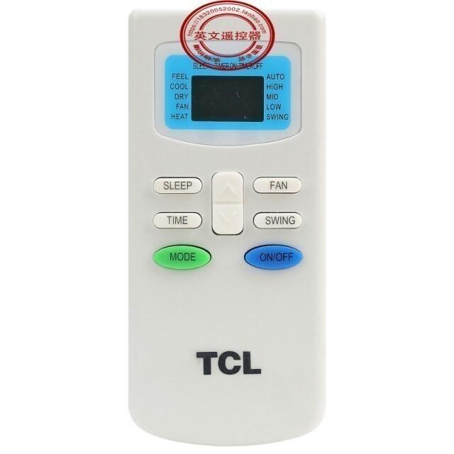 [해외] TCL 에어컨 원격 제어 GYKQ-03 GYKQ-63, 상세내용표시 (POP 5756220167)