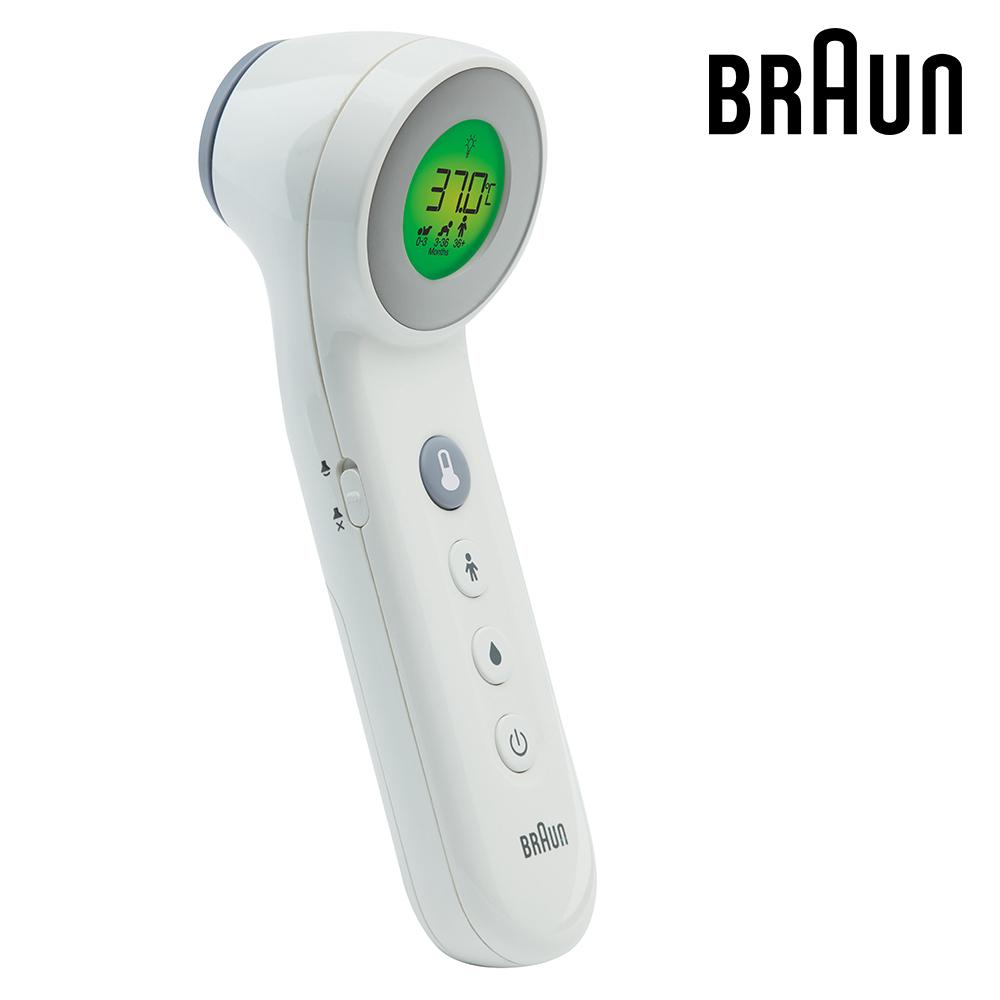 브라운체온계 BNT400 이마체온계 아기체온계 비접촉식체온계, 1개