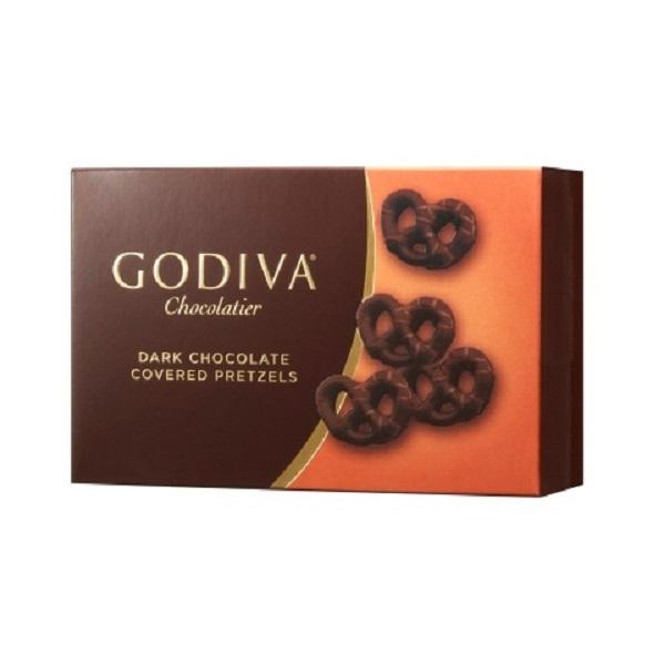 고디바 초콜릿 인기상품 모음전, 다크 초콜릿 미니 프레첼