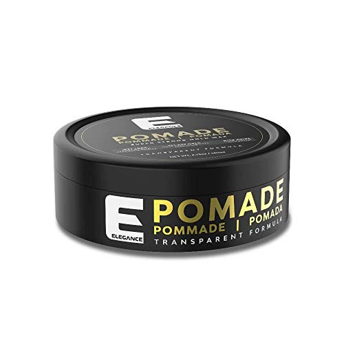 헤어왁스 ELEGANCE GEL Transparent Hair Pomade 4.73 oz, 본문참고, 본문참고