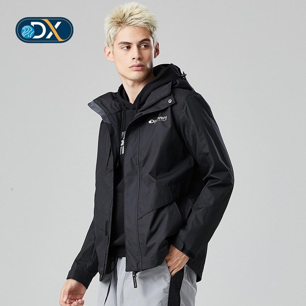 디스커버리 익스페디션 남성 여행 점퍼 바람막이 재킷 DAEG91609